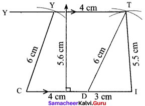 Samacheer Kalvi 8th Maths Solutions Term 2 Chapter 3 Geometry Ex 3.3 14
