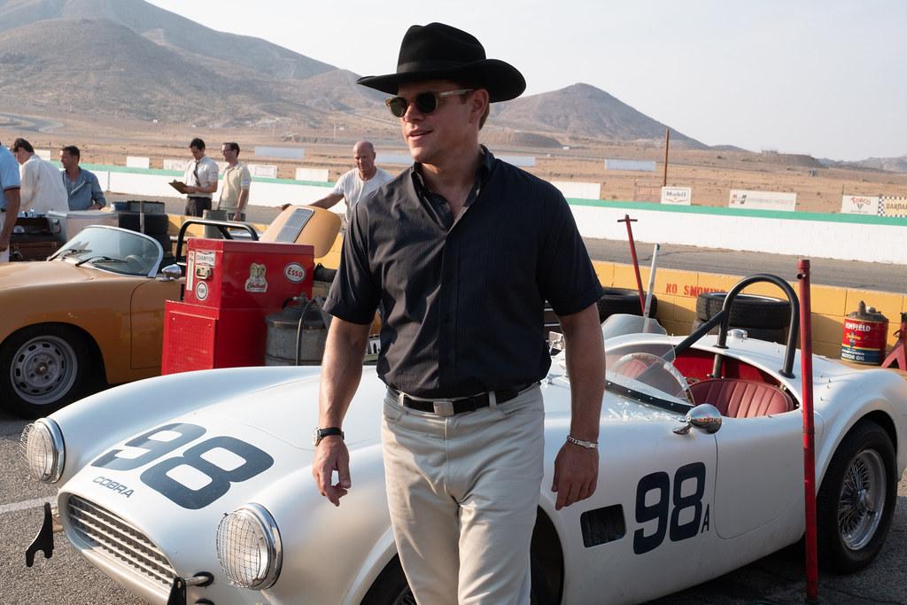 Filem Ford v Ferrari
