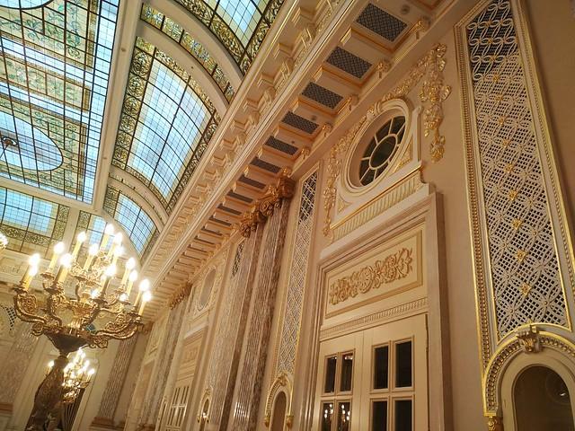 Кафедра туризму / Готель «Fairmont Grand Hotel Kyiv» / 01.10.2019 - 31.10.2019