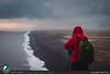Tramonto dalla penisola Dyrhólaey