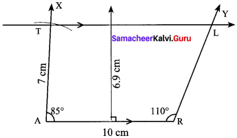 Samacheer Kalvi 8th Maths Solutions Term 2 Chapter 3 Geometry Ex 3.3 12