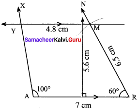 Samacheer Kalvi 8th Maths Solutions Term 2 Chapter 3 Geometry Ex 3.3 10