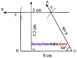 Samacheer Kalvi 8th Maths Solutions Term 2 Chapter 3 Geometry Ex 3.3 8