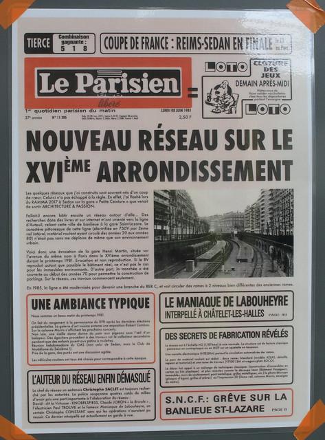 Ramma 2019 XVI ème Arrondissement