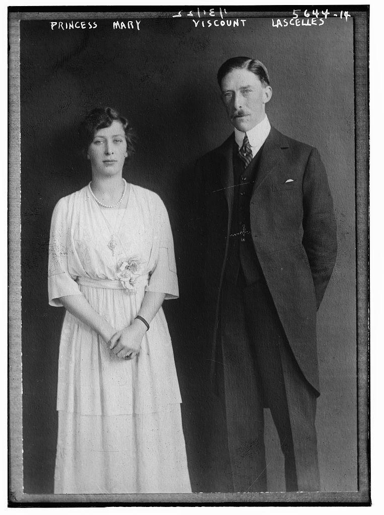 Princess Mary, Viscount Lascelles (LOC)