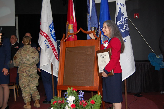 Ohio Veterans Hall of Fame 2019 Inductee Ceremony - 11/07/19