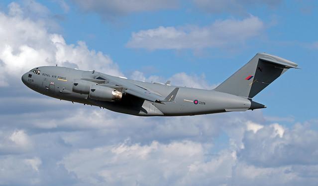 ZZ178 LMML 08-11-2019 United Kingdom - Royal Air Force (RAF) Boeing C-17A Globemaster III CN F-245UK-8