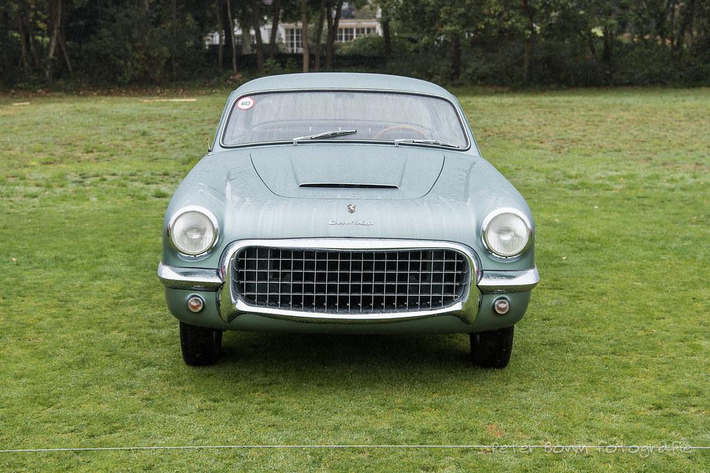 Cisitalia 505 DF Coupé - 1953