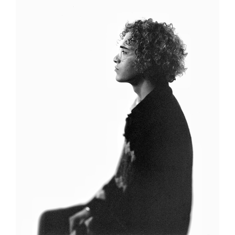 4x5 portraits of Isaac