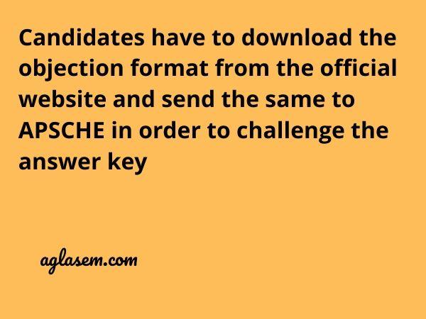 AP ECET 2020 Answer key