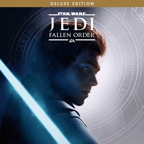 Thumbnail of STAR WARS Jedi: Fallen Order Deluxe Edition on PS4