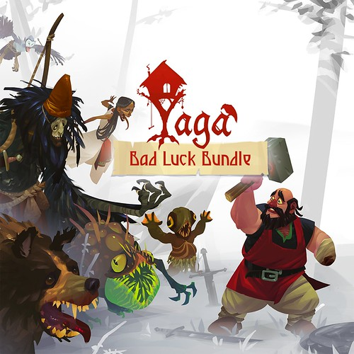 Thumbnail of Yaga Bad Luck Bundle on PS4