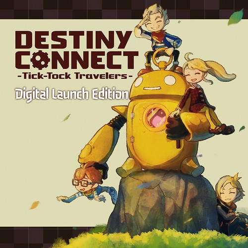 Thumbnail of Destiny Connect: Tick-Tock Travelers on PS4