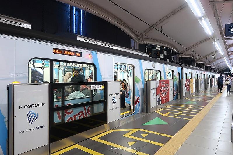 MRT Jakarta 3
