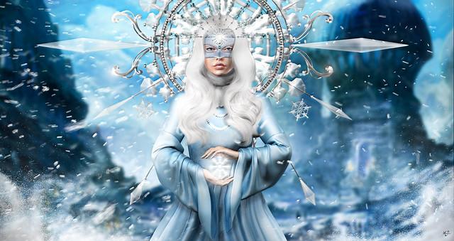 The Frozen Queen