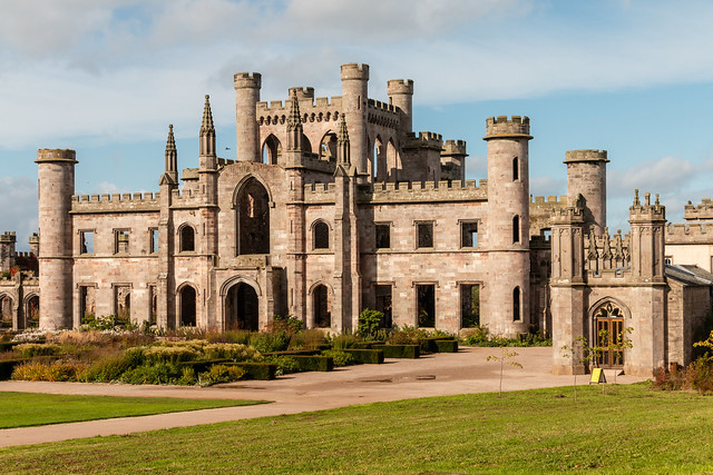 Lowther Castle (ruins)