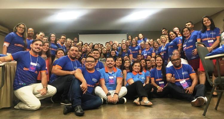 """Projeto """"Quilombo Digital: Caminhos do Saber"""" da SAST de Horizonte é destaque em evento do Ministério da Cidadania"""
