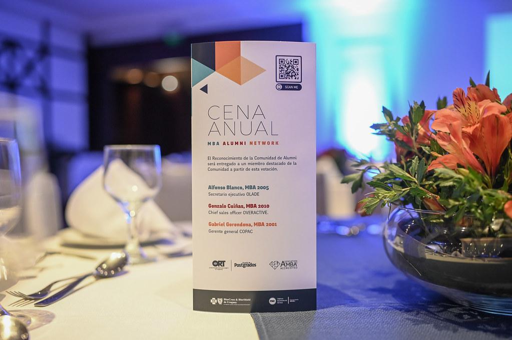 11.ª edición de la Cena Anual MBA Alumni Network