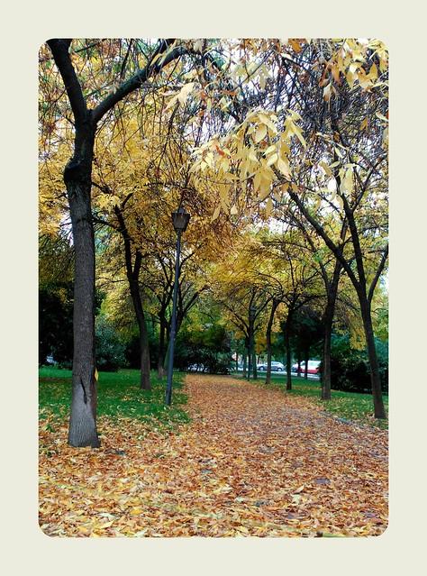 Una balada de otoño