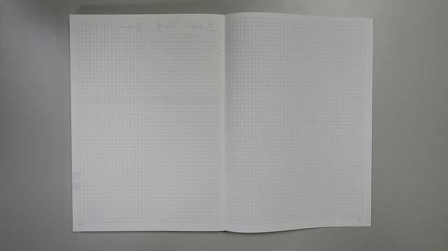 空白頁@Take a Note 2020手帳
