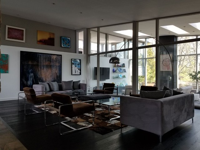 Chic Chevy Chase, Maryland Project by Christopher Barson