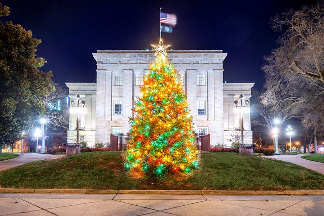 North Carolina Christmas
