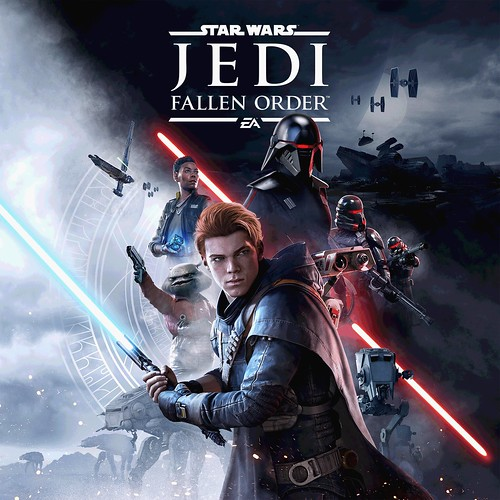 Thumbnail of STAR WARS Jedi: Fallen Order on PS4