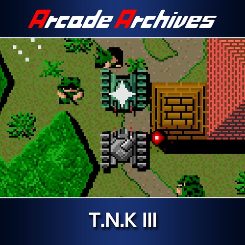 Thumbnail of Arcade Archives T.N.K III on PS4