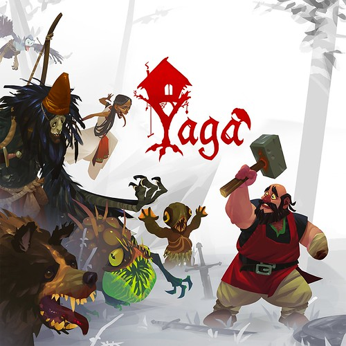 Thumbnail of Yaga on PS4