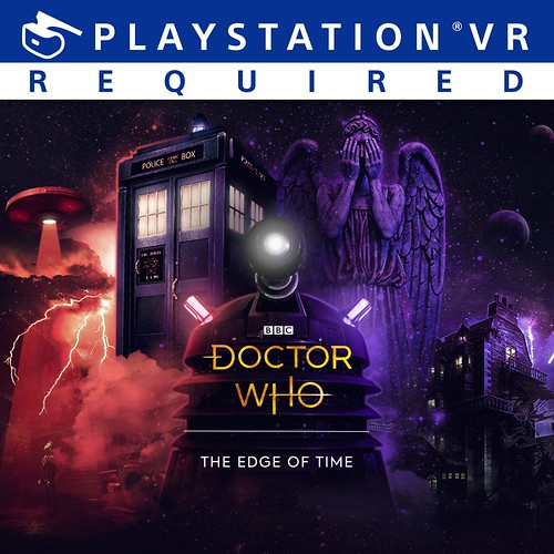 Thumbnail of Doctor Who: The Edge of Time on PS4