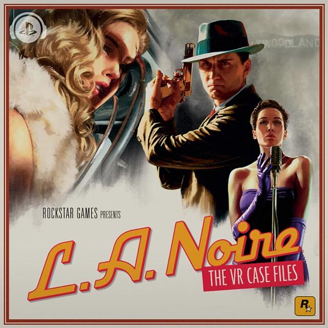 LA Noire Playlist