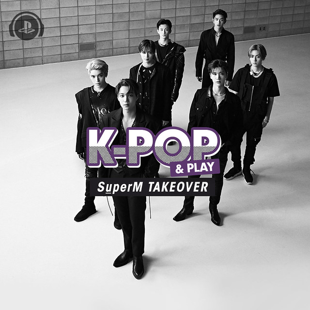 SuperM - K-Pop and Play Takeover