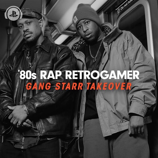Gang Starr: '80s Rap Retrogamer
