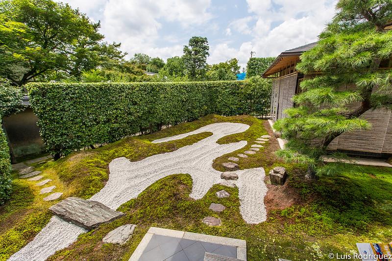 Jardines del templo Zuiho-in