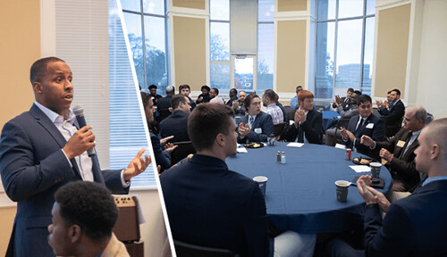 Men's Networking Breakfast