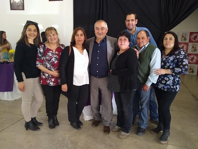 Profesores y Asistentes de la Educaci�n celebraron su d�a en Coltauco