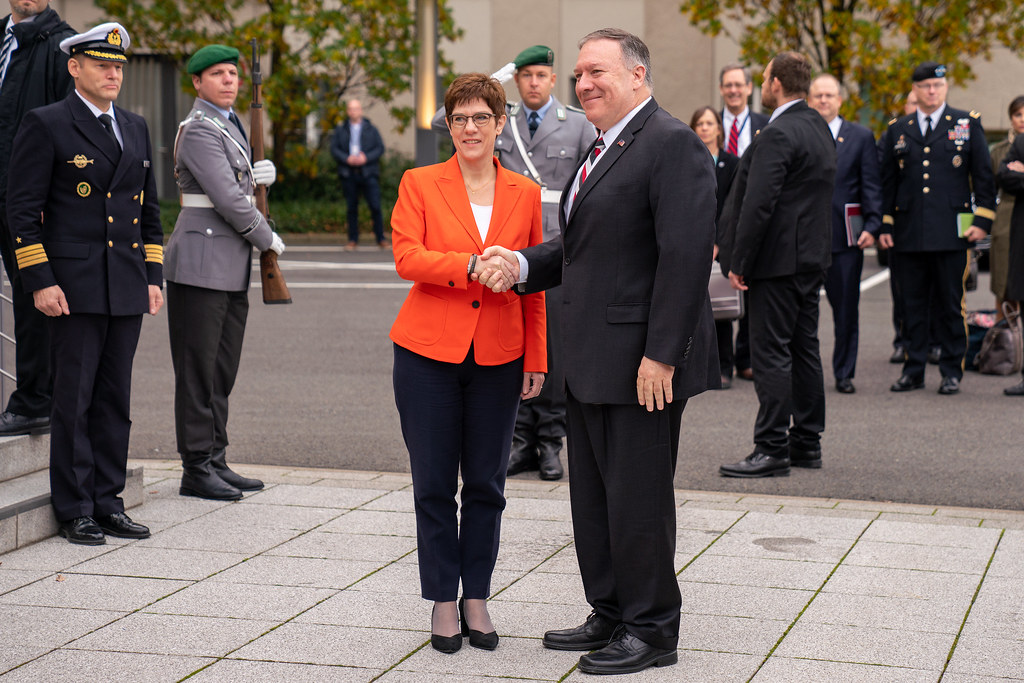 Secretary of State Mike Pompeo | Secretary Pompeo Meets with… | Flickr