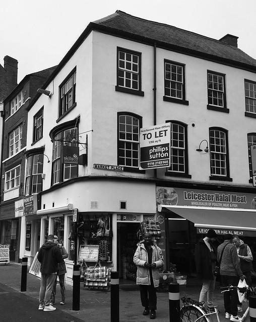 Market Place, Caerlŷr / Leicester