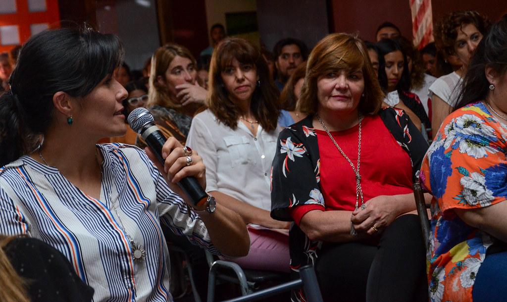 2019-11-08 SALUD: 5ta Jornada Provincial de Trabajo Social