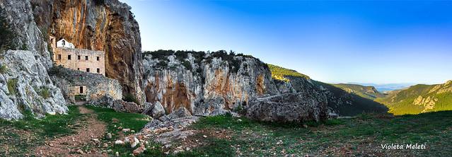 Agios Dimitrios Monastery, Greece