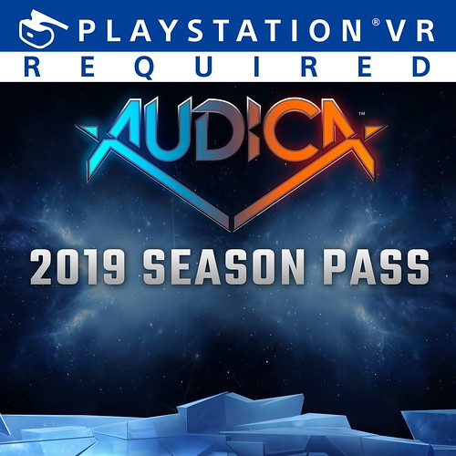 Thumbnail of AUDICA and 2019 Season Pass on PS4