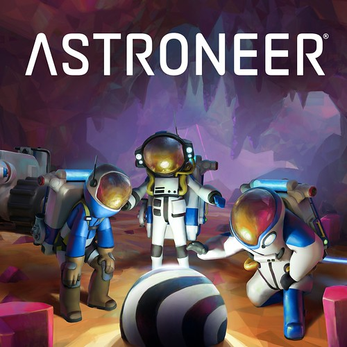 Thumbnail of Astroneer on PS4