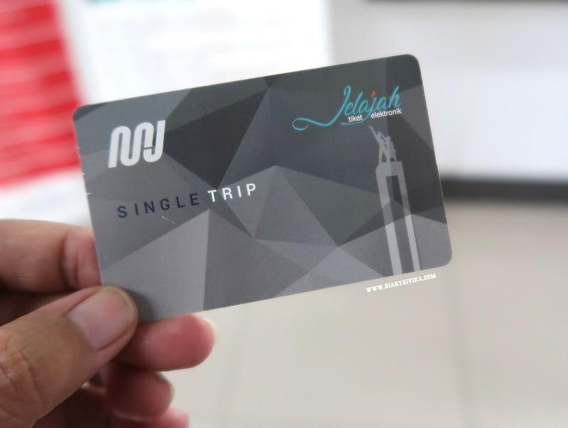 kartu pembayaran MRT