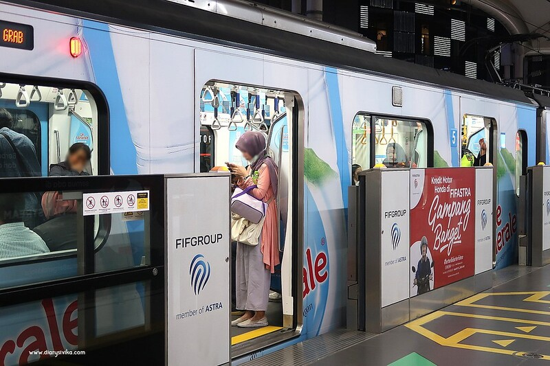 MRT Jakarta 6