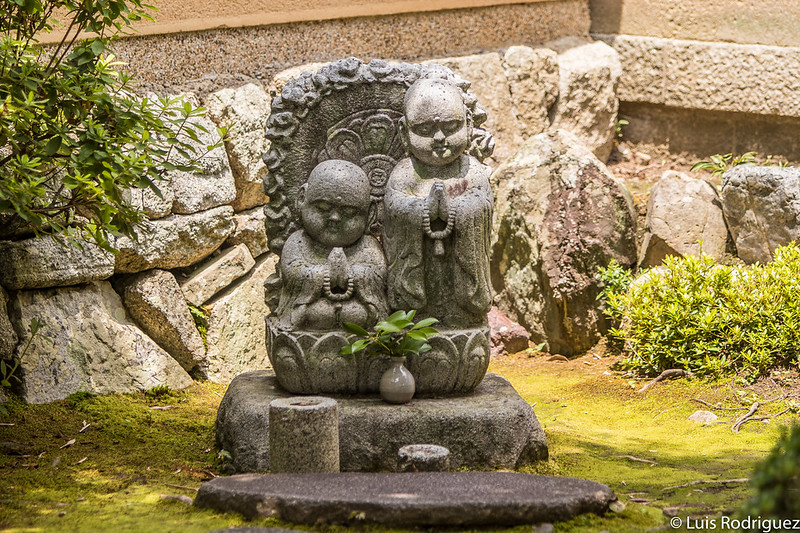 Detalles del complejo Daitokuji