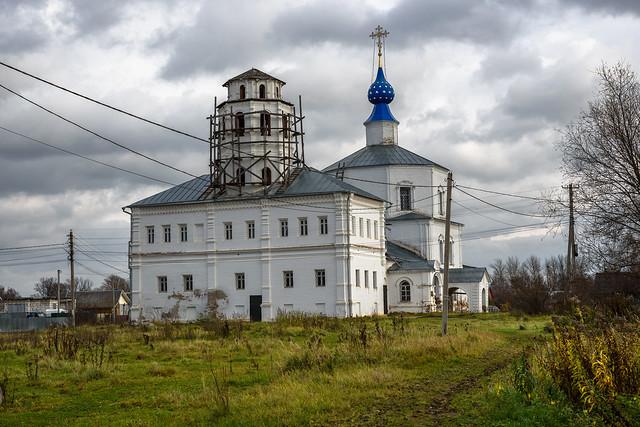Theotokos of Smolensk church (Pereslavl-Zalessky) / Смоленско-Корнилиевская церковь