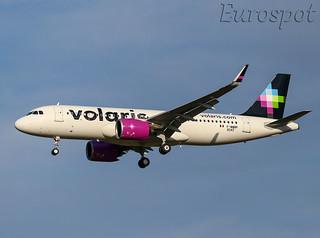 F-WWBP Airbus A320 Neo Volaris