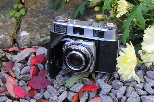 Camera of the Day - Kodak Retina IIIC (Big C Type 028) with Rodenstock Heligon Lens