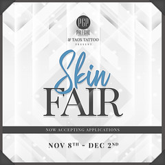Skin Fair 2020 – Designer Applications