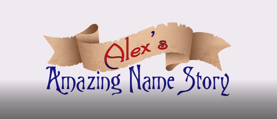 Alexnamestory
